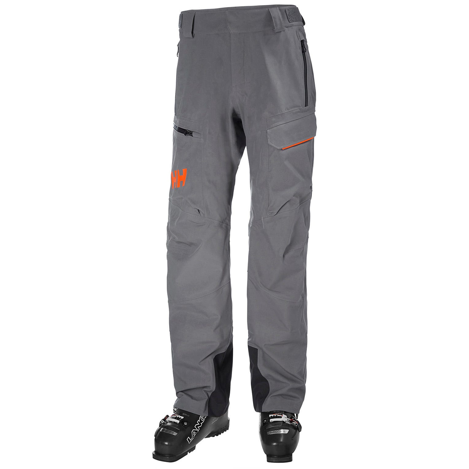 Helly Hansen Mens Ski Trouser Grey XXL