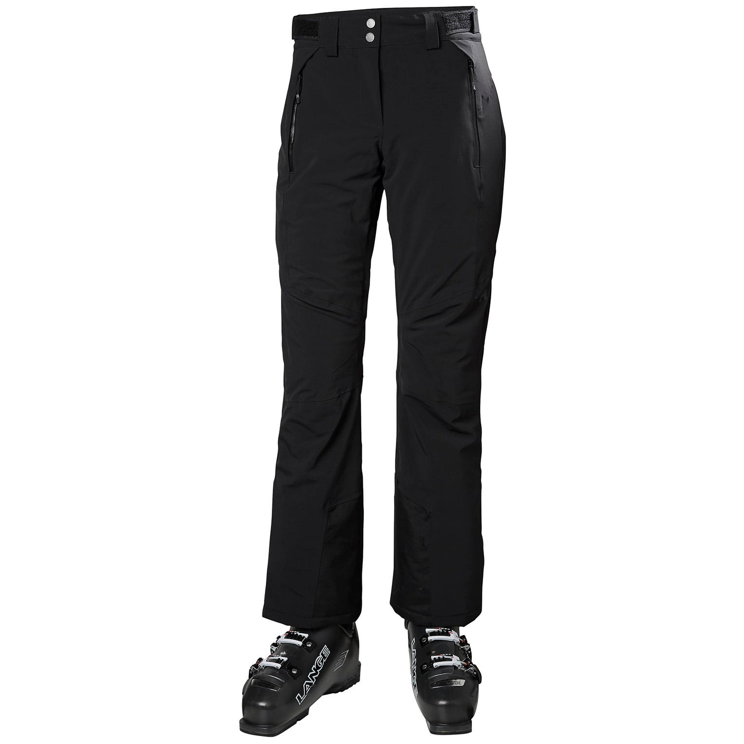 Helly Hansen Womens Alphelia Fully Insulated Ski Trousers Black Xs