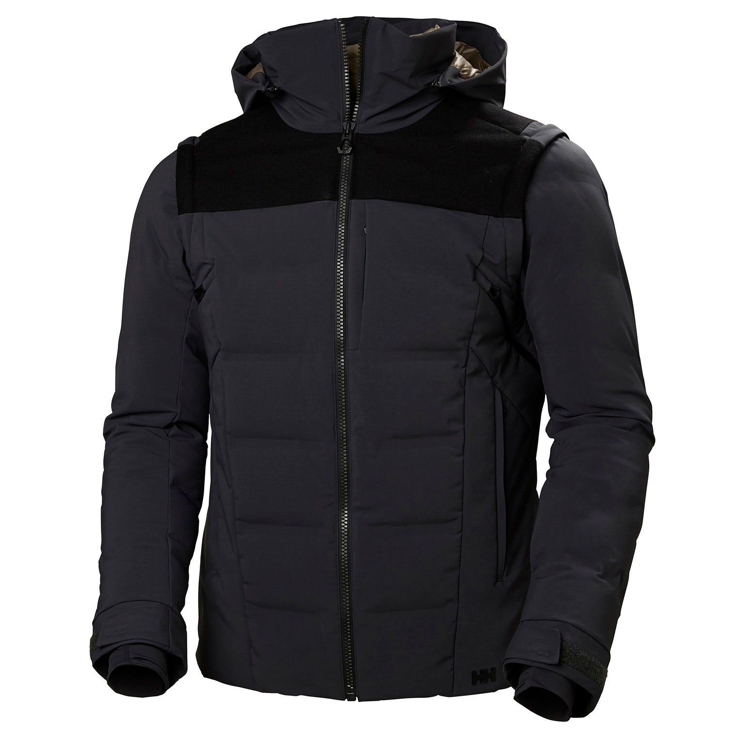 Helly Hansen Mens Kitzbühel Puffy Jacket Black XL