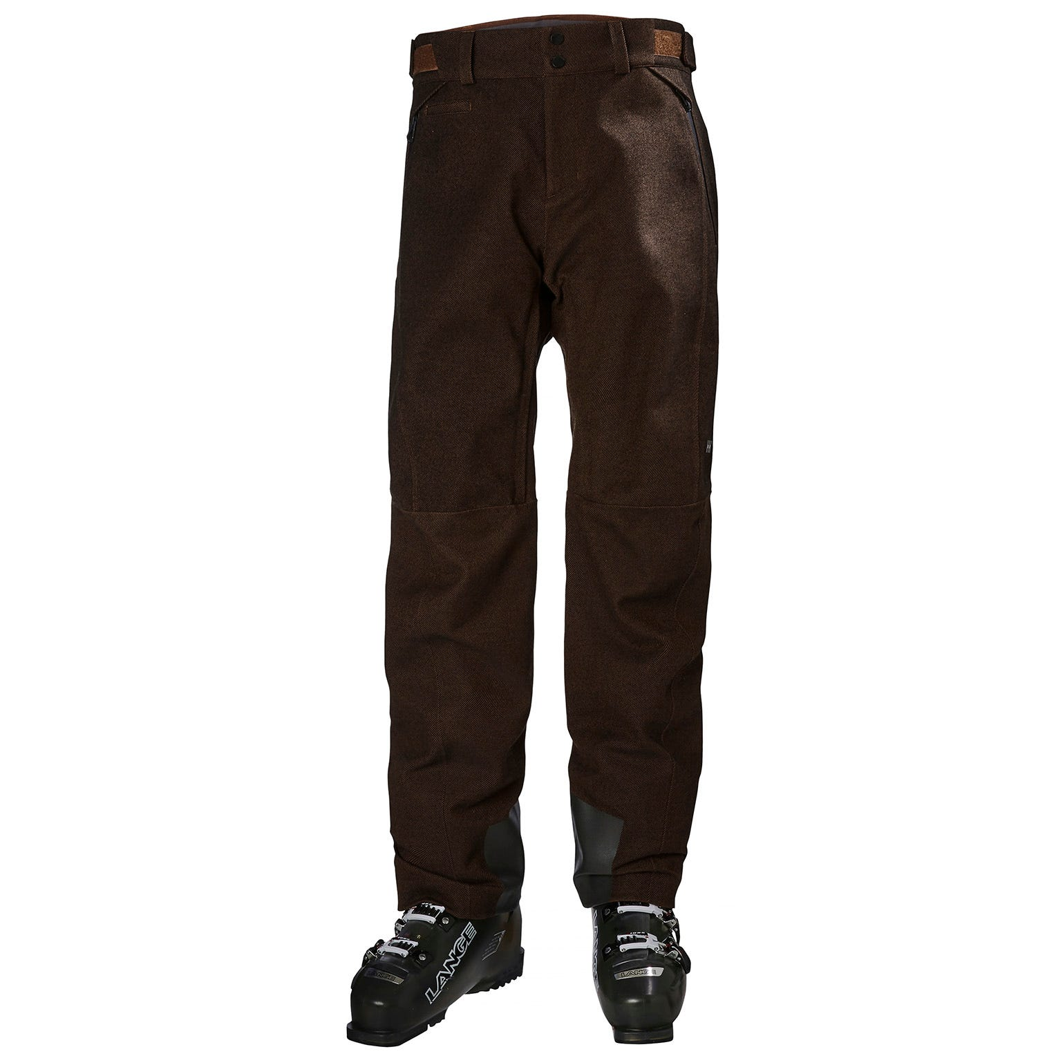 Helly Hansen Mens Jackson Insulated Ski Trouser Brown M