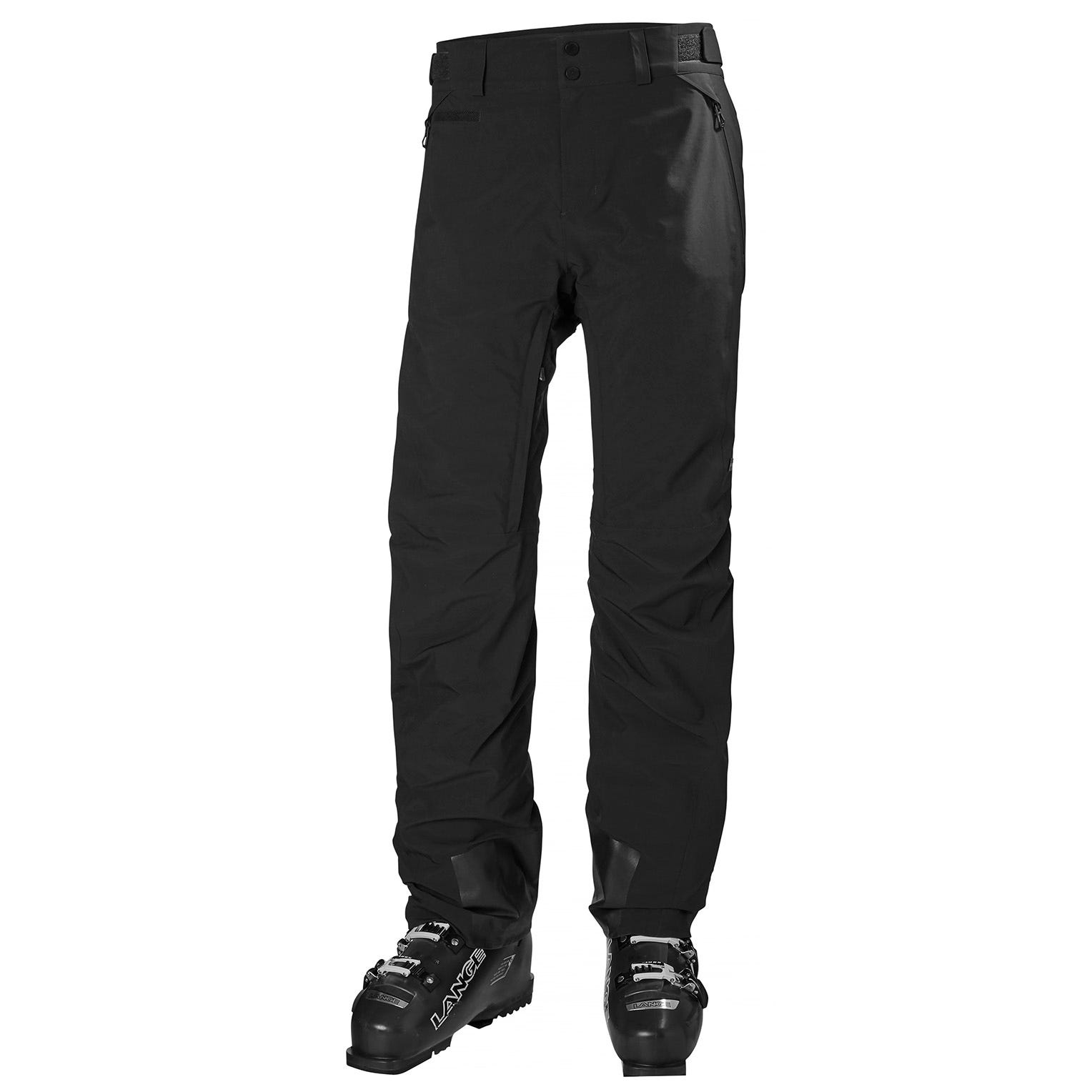 Helly Hansen Mens Jackson Insulated Ski Trouser Black XL