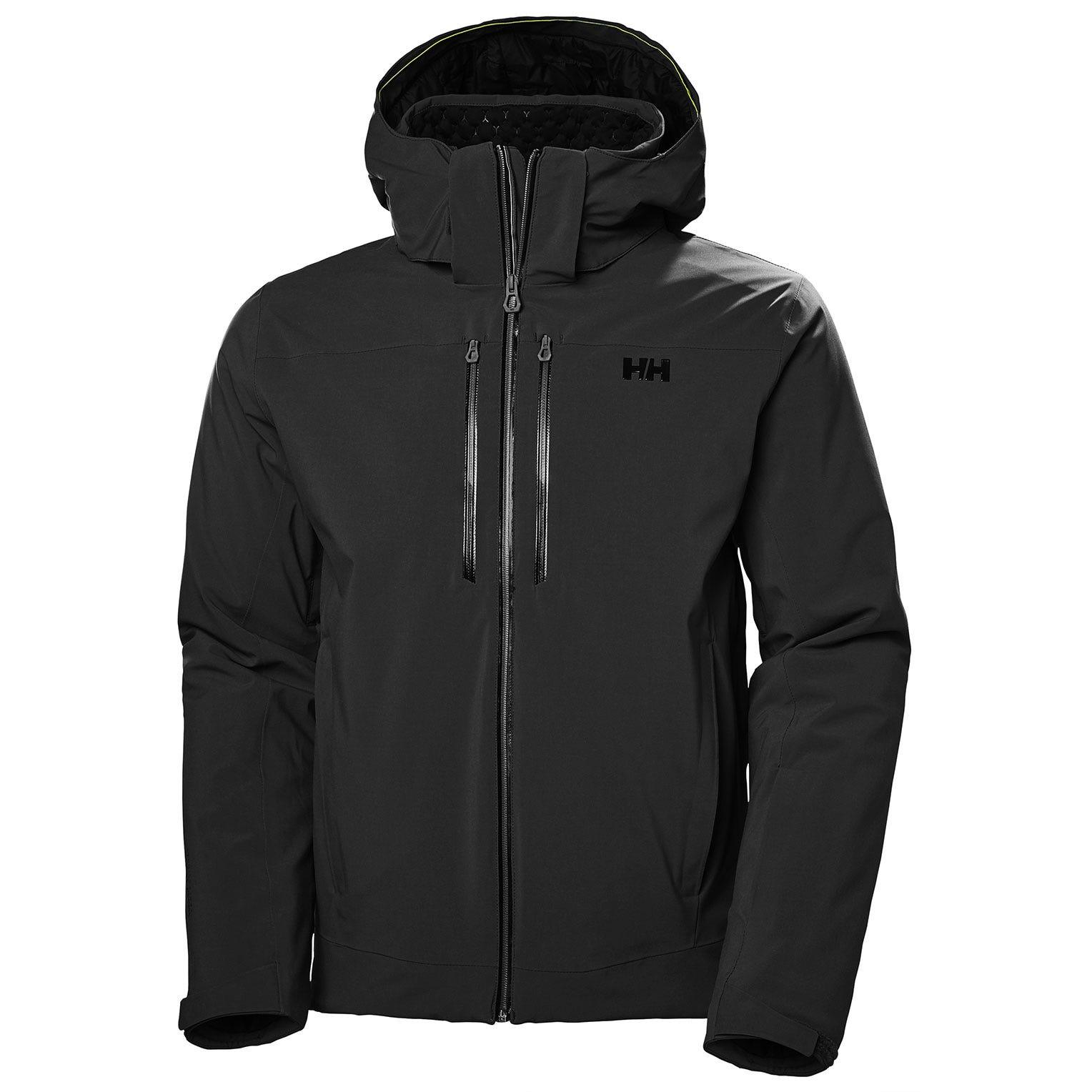 Helly Hansen Mens Alpha Lifaloft Jacket Black XL