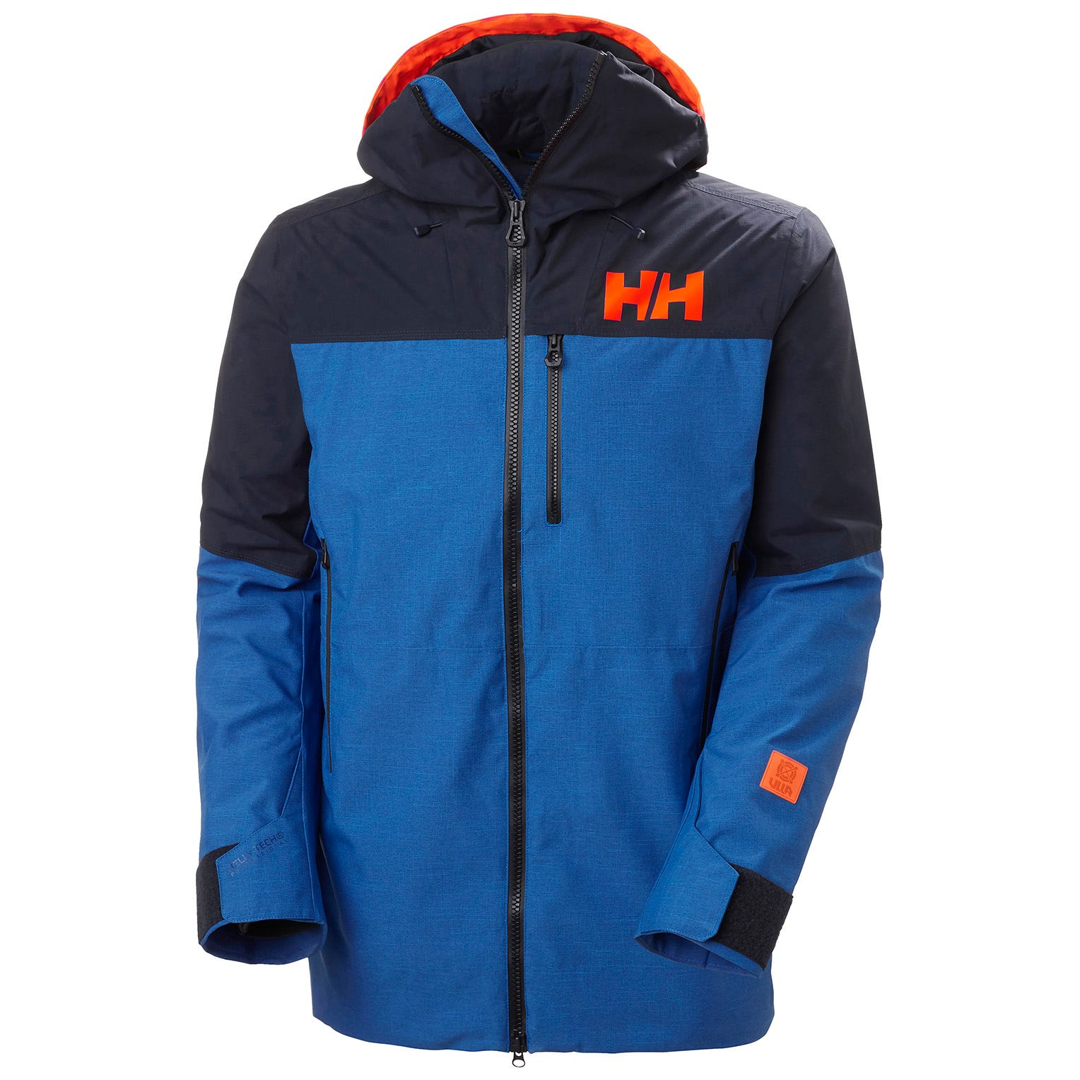 Mens Straightline Lifaloft Light Ski Jacket | Helly Hansen Mens Blue XL