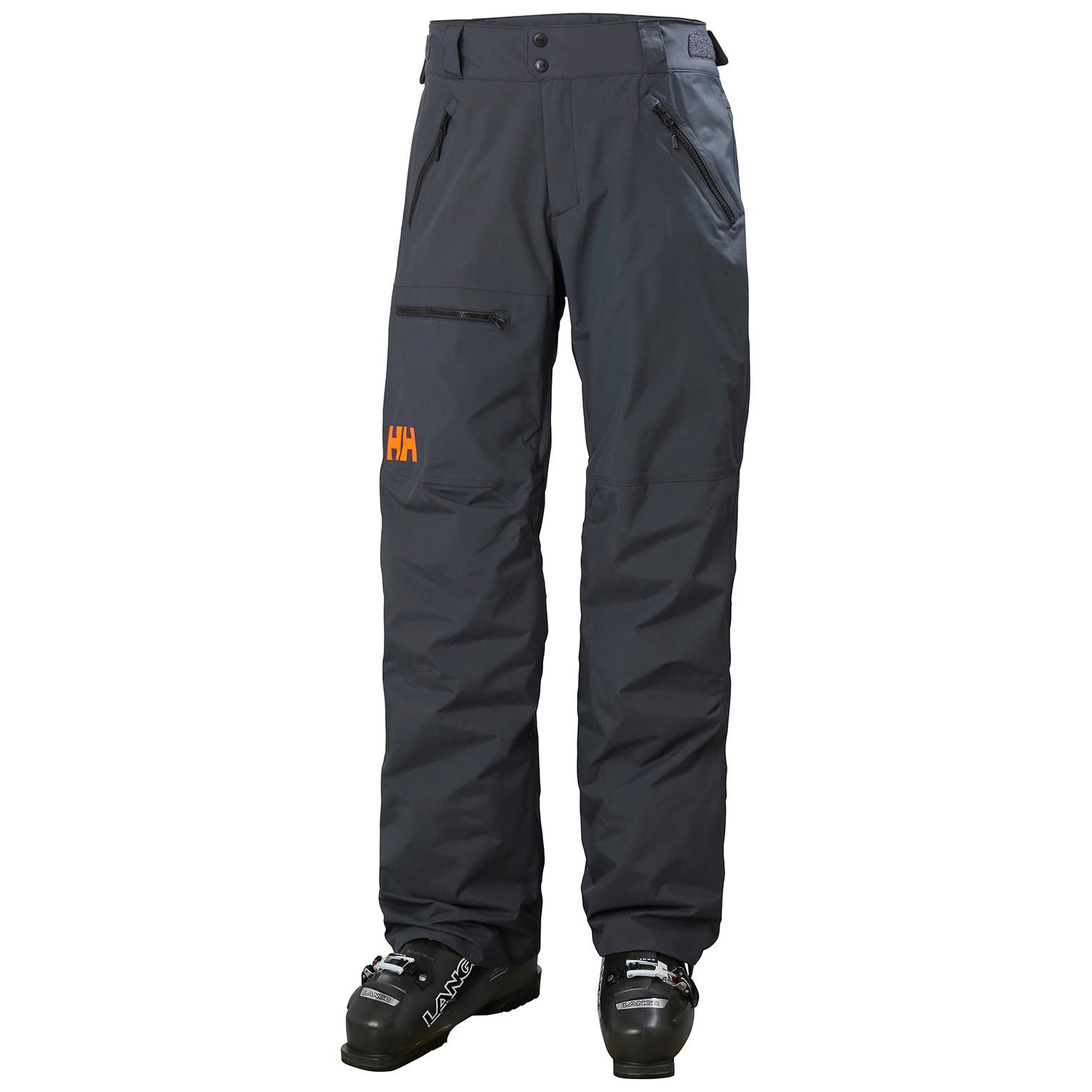 Mens Sogn Insulated Cargo Ski Trousers | Helly Hansen Mens Trouser S