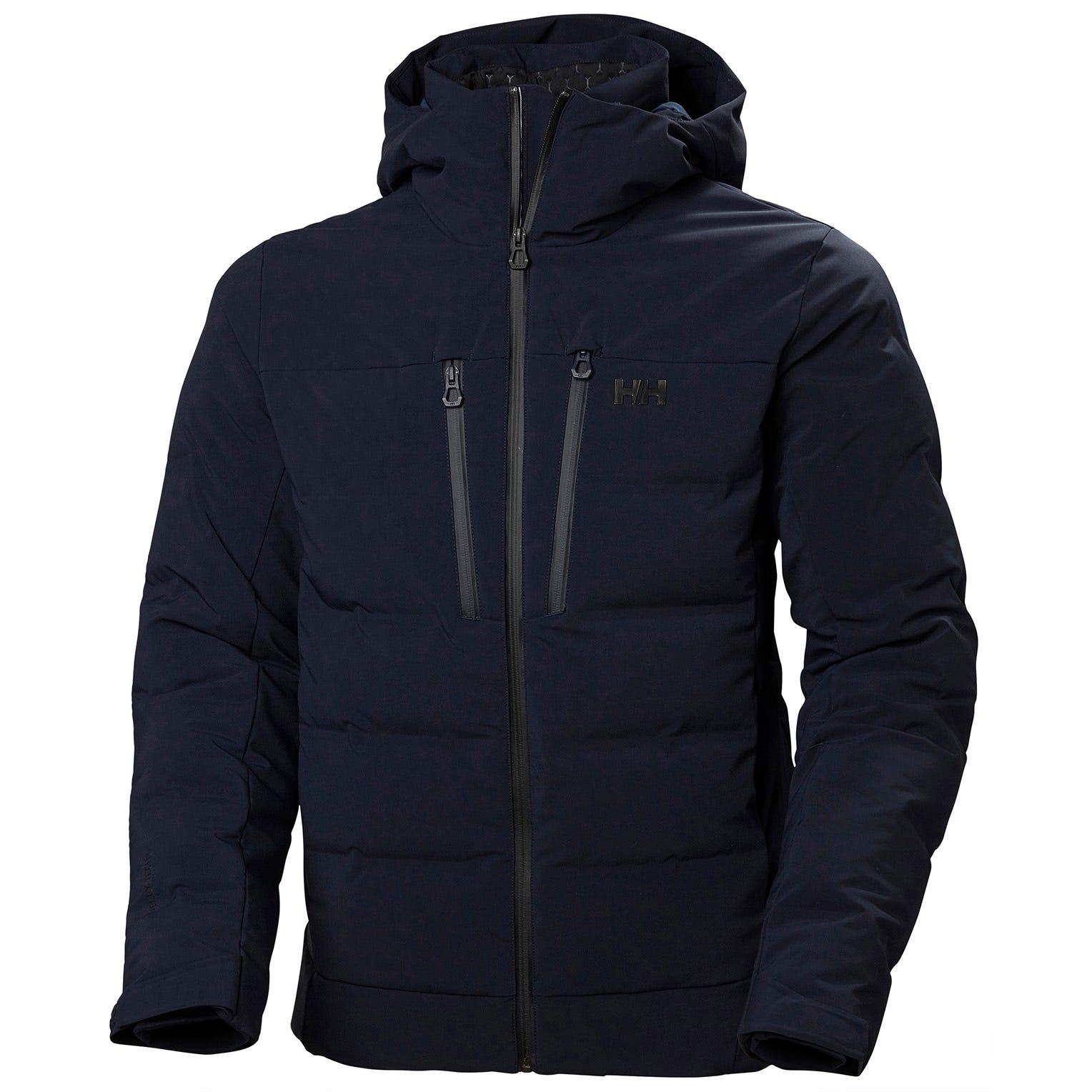Helly Hansen Mens Rivaridge Puffy Jacket Navy XL