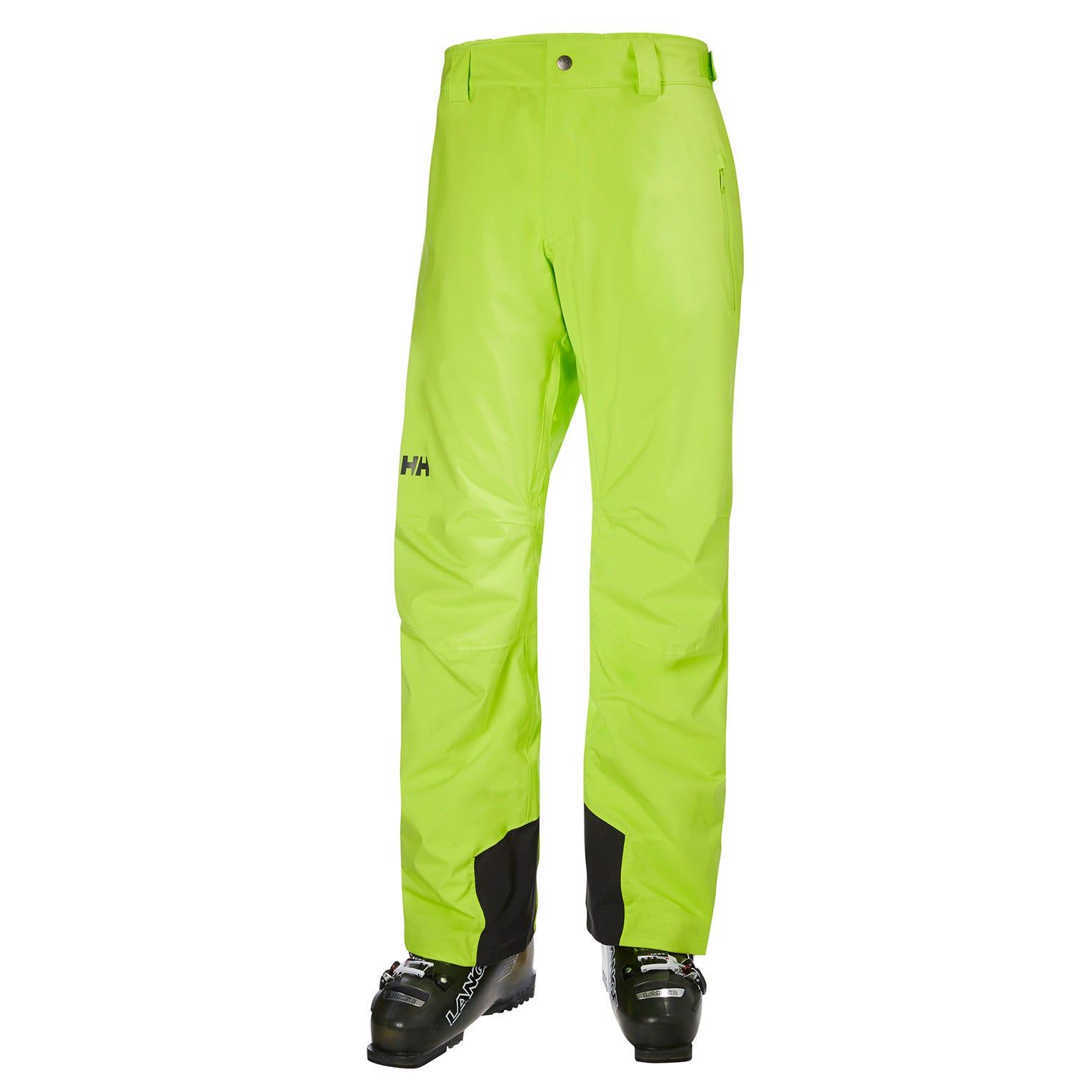 Mens Legendary Insulated Ski Trousers | Uk Helly Hansen Mens Trouser Green M