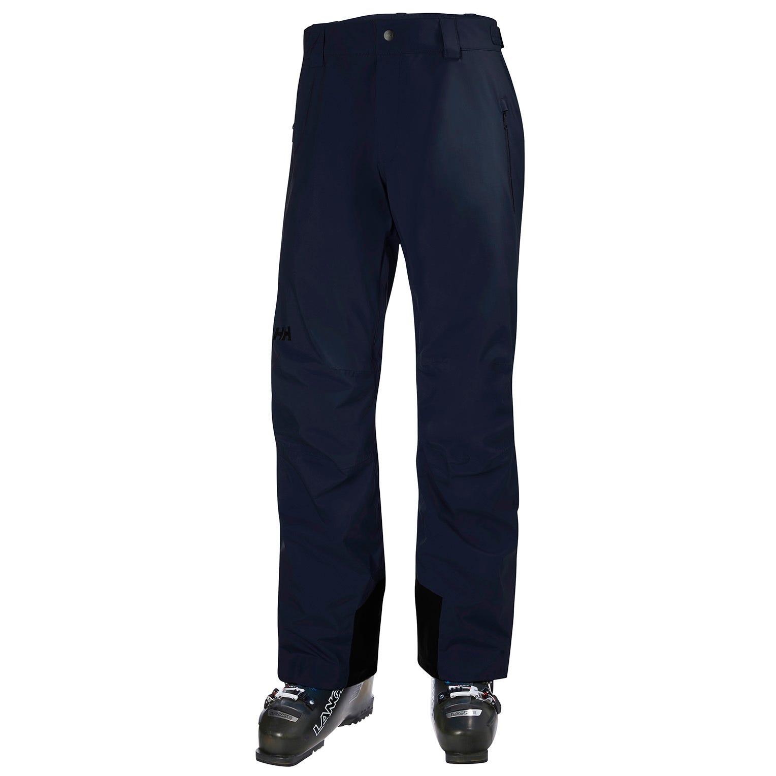Mens Legendary Insulated Ski Trousers | Uk Helly Hansen Mens Trouser Navy S