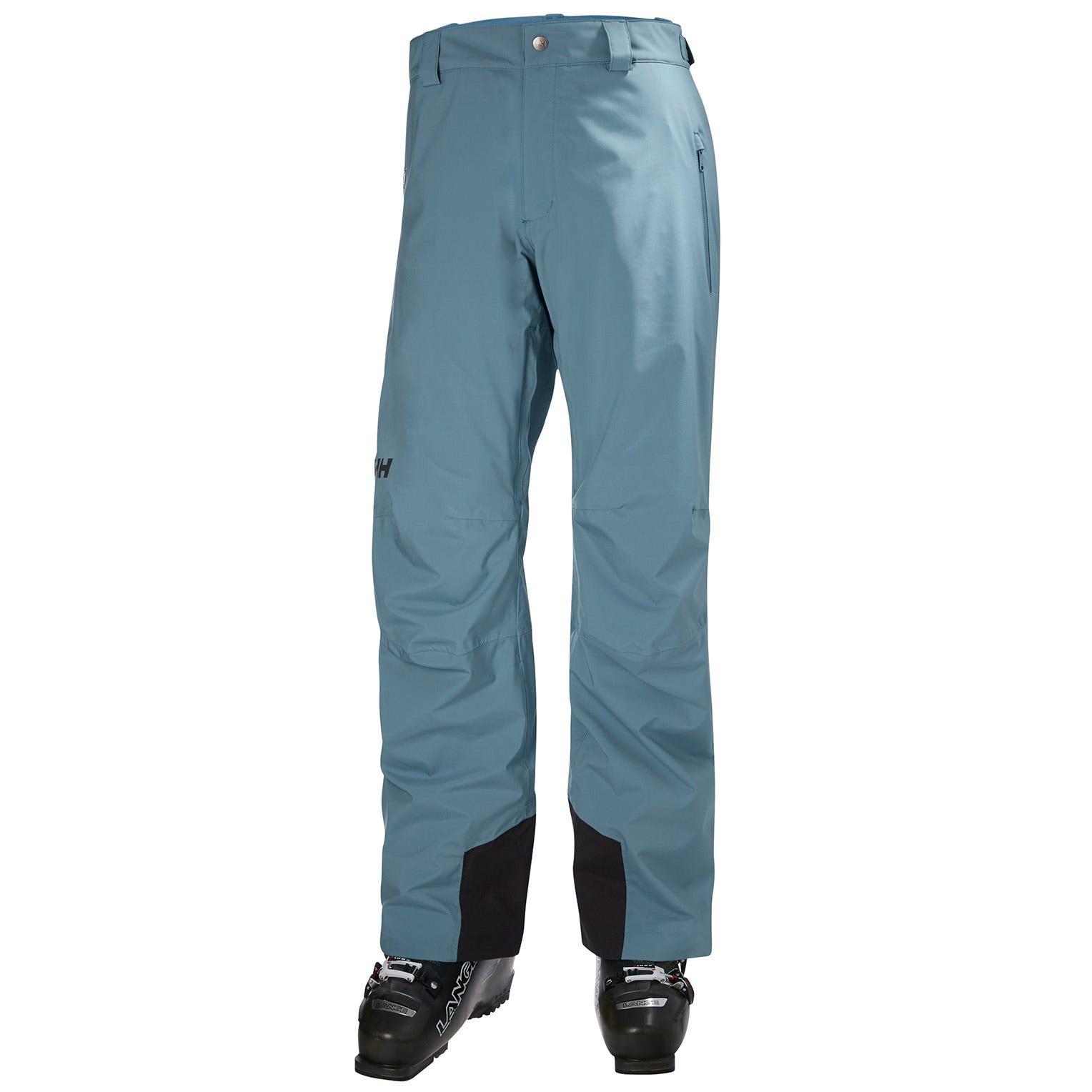Helly Hansen Mens Legendary Insulated Ski Trouser Blue XL