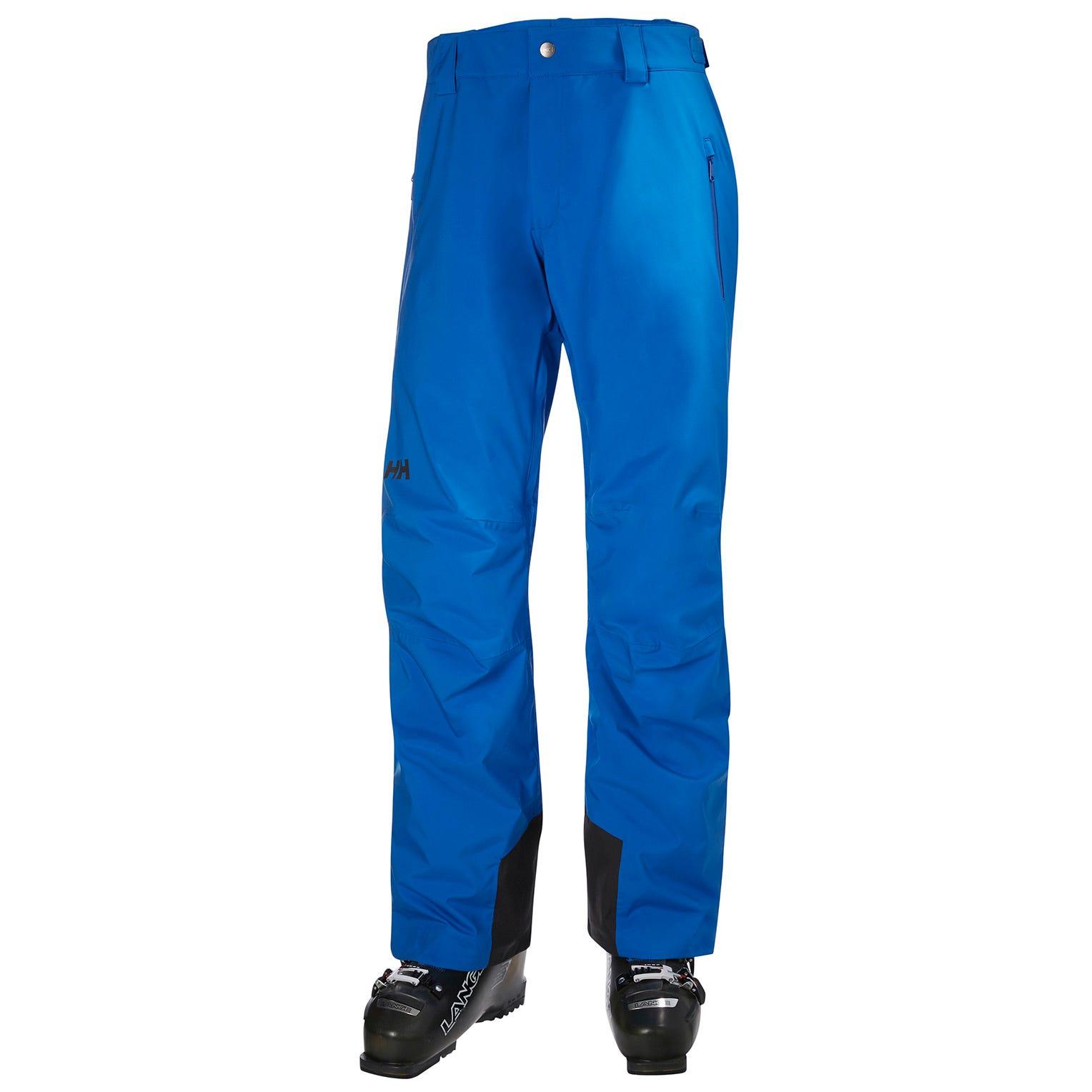 Mens Legendary Insulated Ski Trousers | Uk Helly Hansen Mens Trouser Blue L
