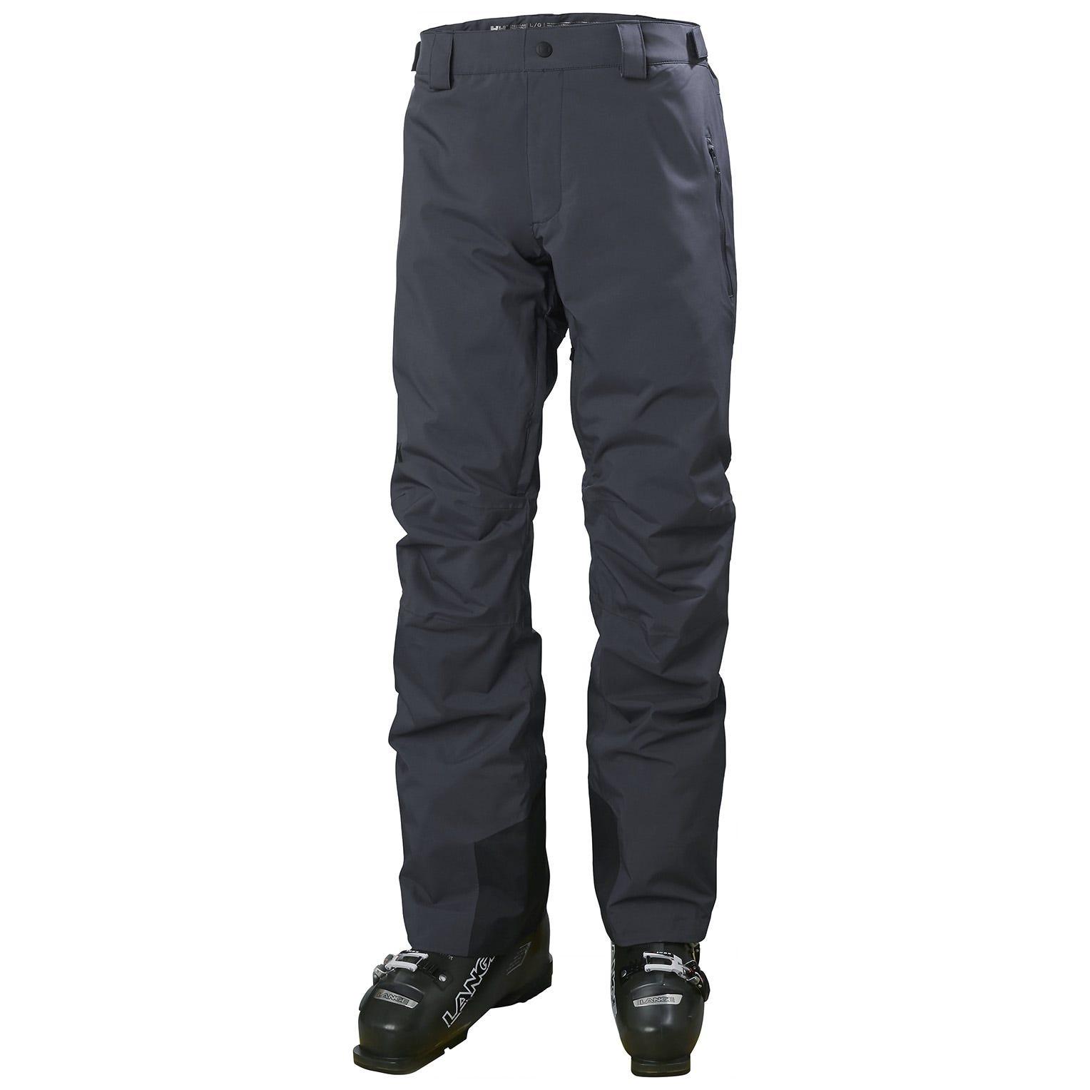 Mens Legendary Insulated Ski Trousers | Uk Helly Hansen Mens Trouser XXL