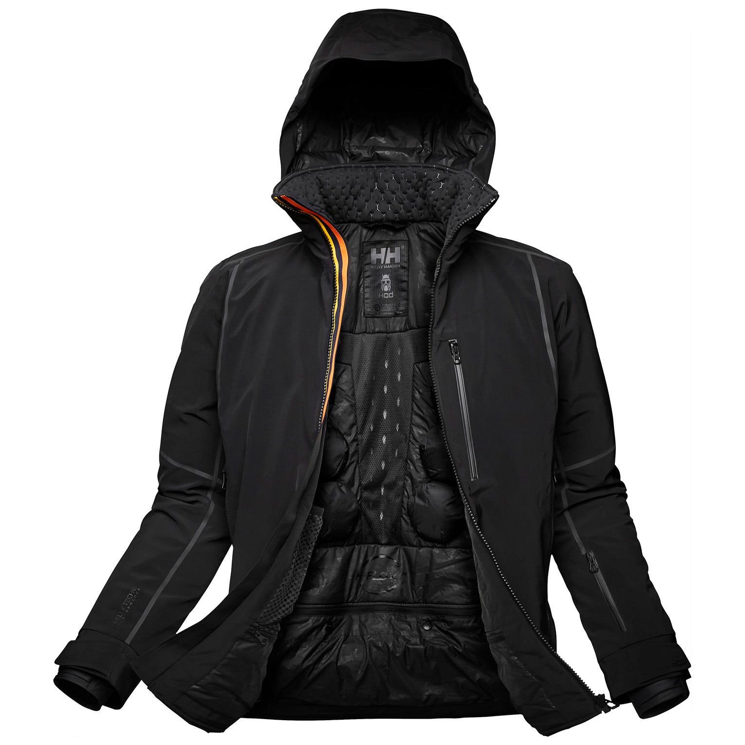 Helly Hansen Mens Icon 4.0 Sonic Welded Stretch Jacket Black L