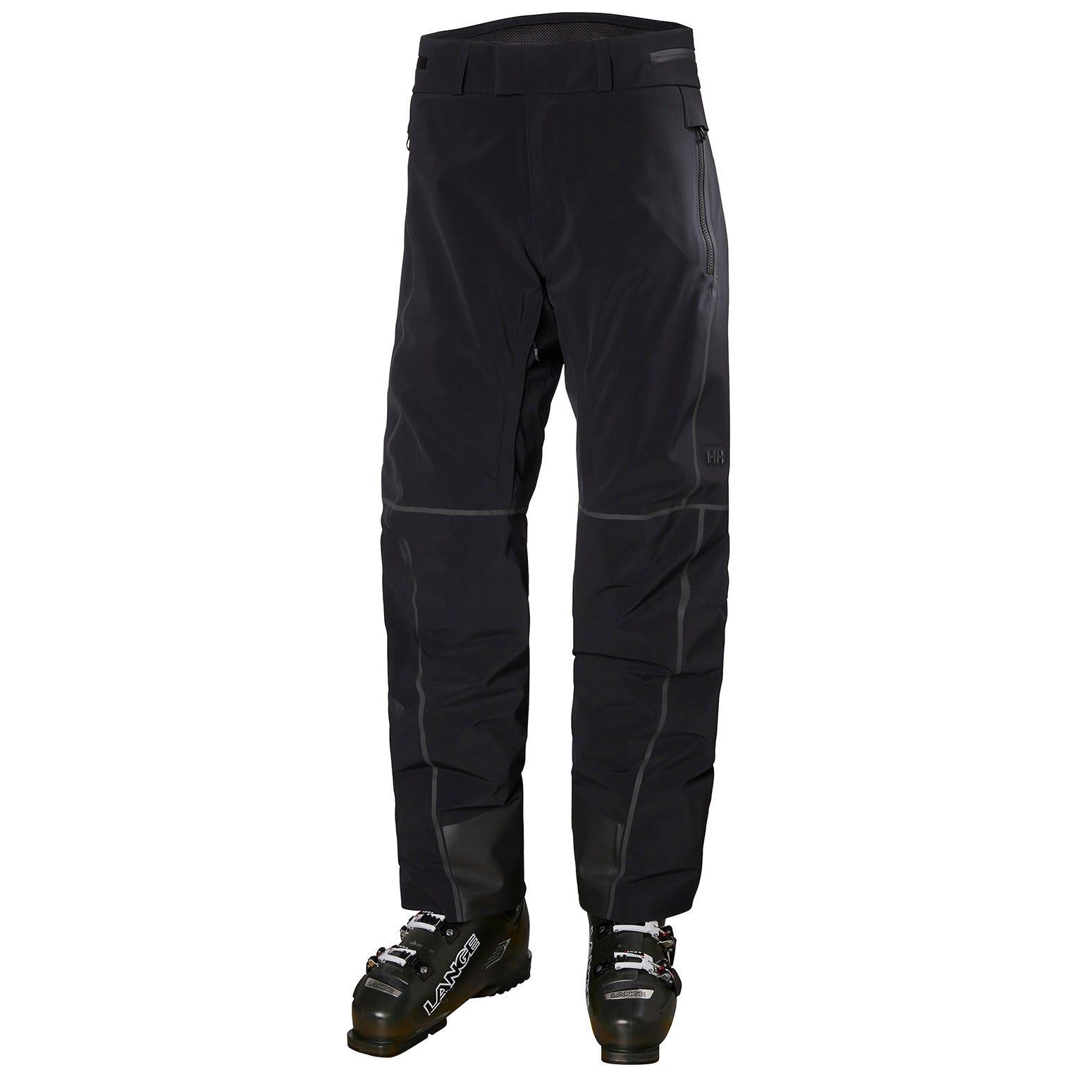 Helly Hansen Mens Icon 4.0 Sonic Welded Ski Trousers Black XL