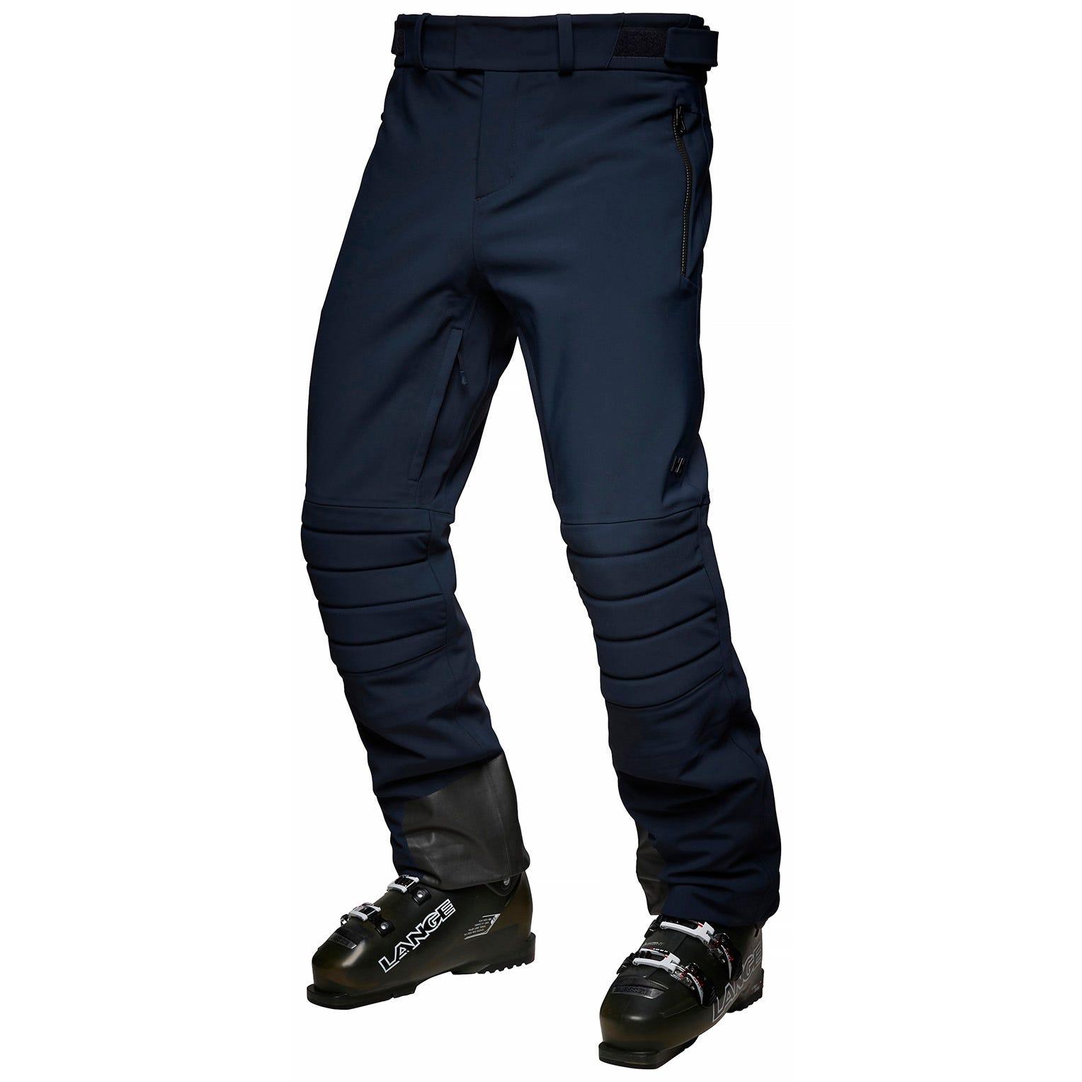 Helly Hansen Mens Russi Softshell Stretch Ski Trousers Navy M