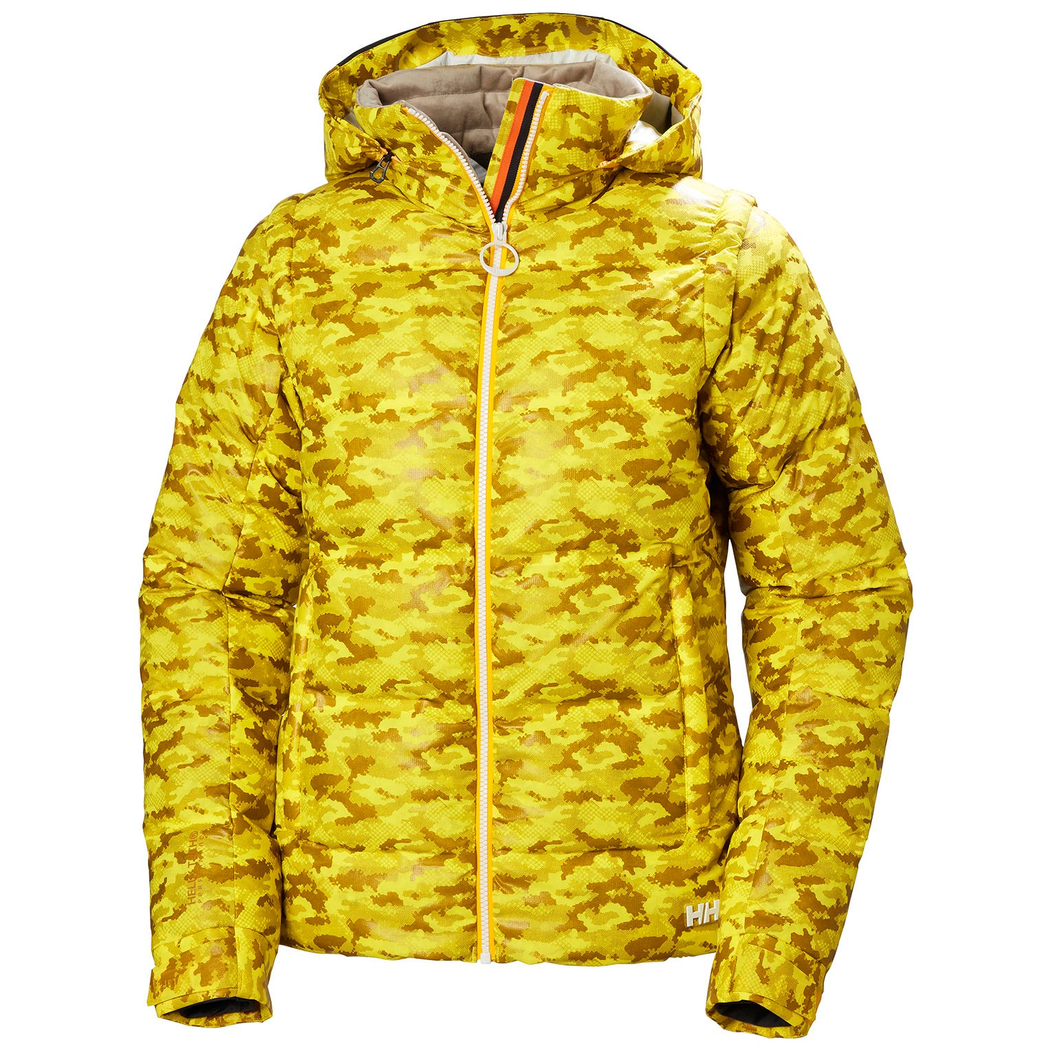 Helly Hansen Hp 1/2 Zip Pullover Green Xl