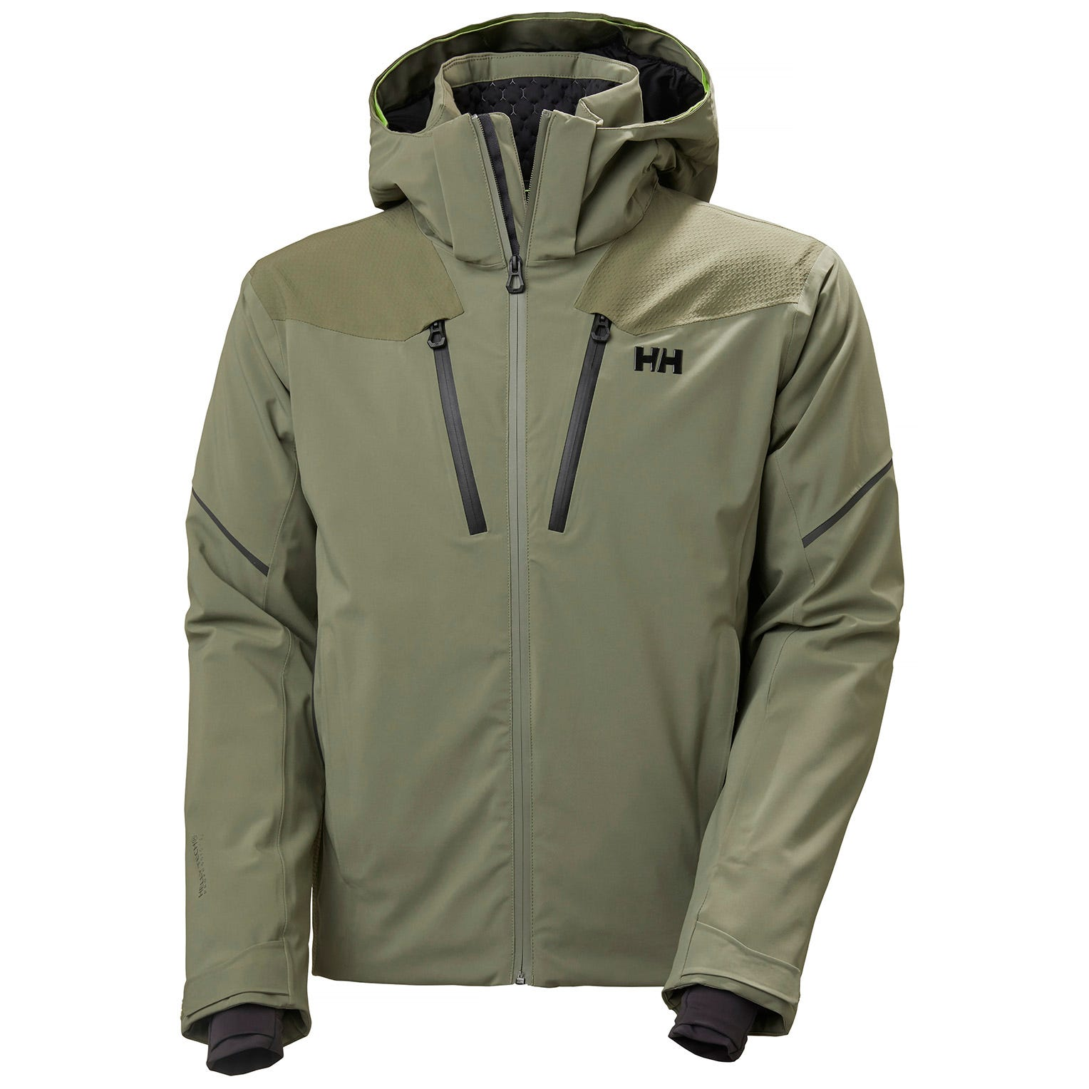 Helly Hansen Mens Steilhang Mountain Jacket Green XL
