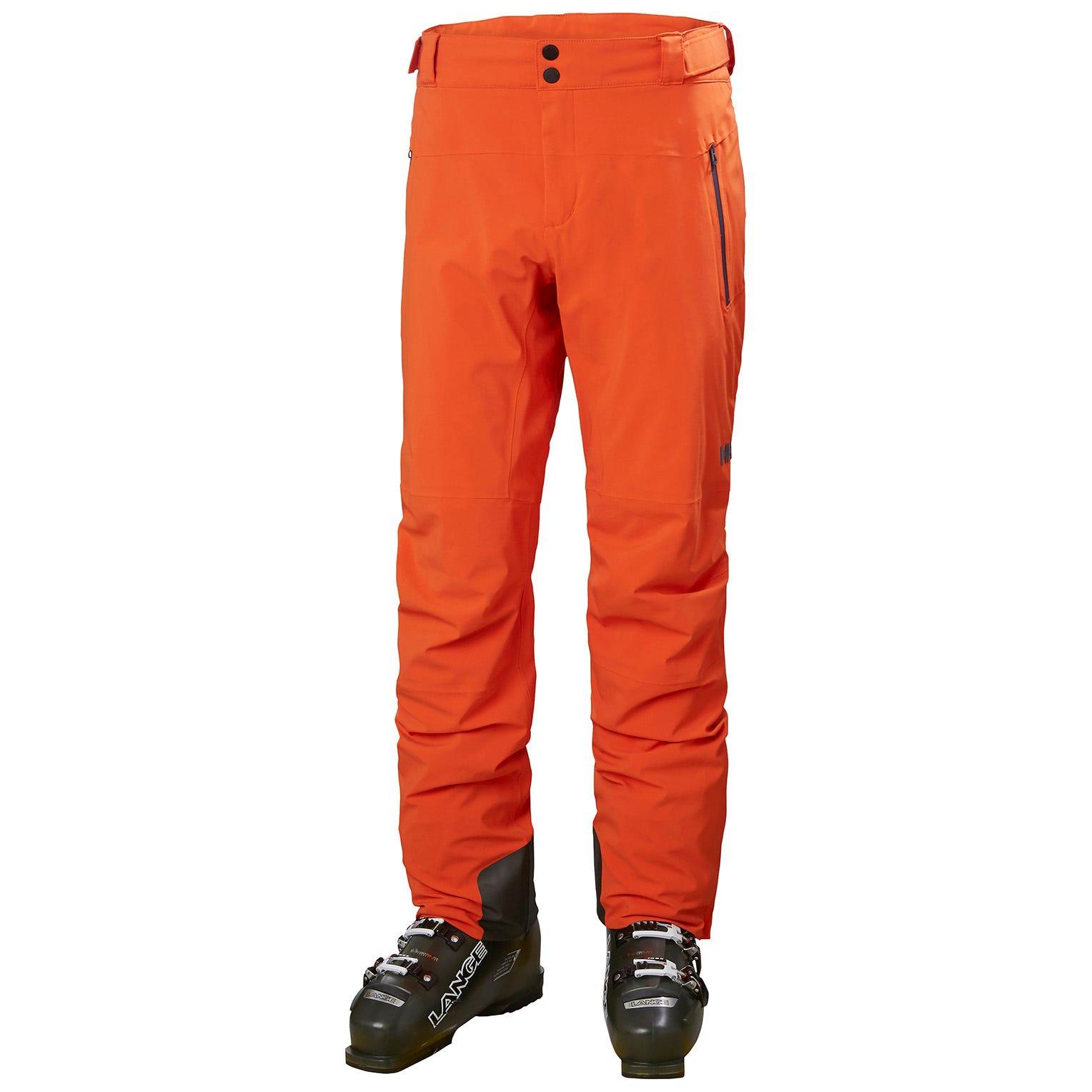 Helly Hansen Mens Alpha Lifaloft Lightweight Mountain Ski Trousers XXL