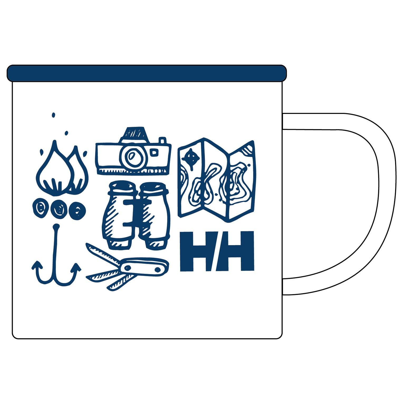 Helly Hansen Roam Mug STD White