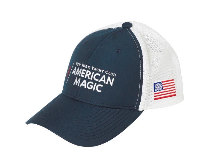 AM TRUCKER CAP
