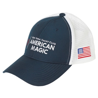 AM TRUCKER CAP