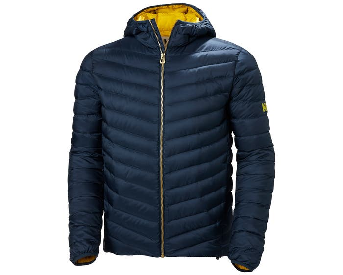 VERGLAS HOODED DOWN INS OG18