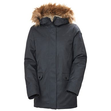 W HH HOODED PARKA
