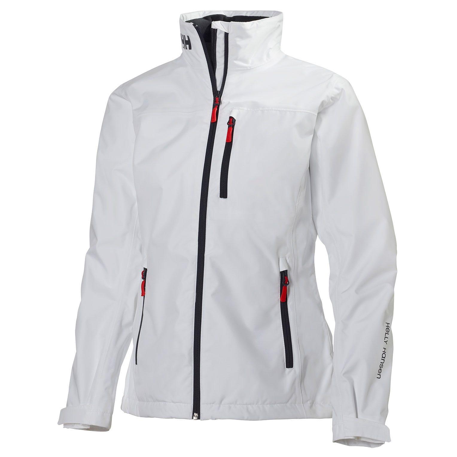 Bootsport 2019 Helly Hansen Womens Mid Layer Crew Jacket Alert Red 30317 Sonstige
