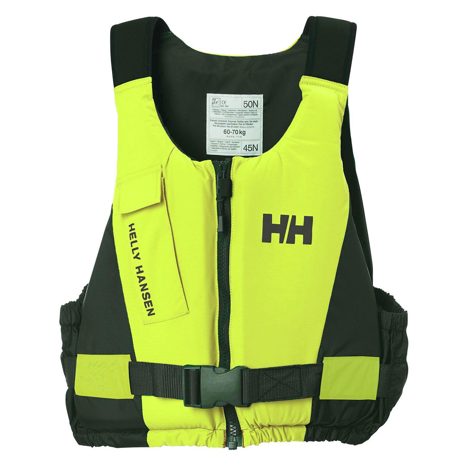 S Helly Hansen Gilet Bridgewater Vest 76170/Protection dalerte rot