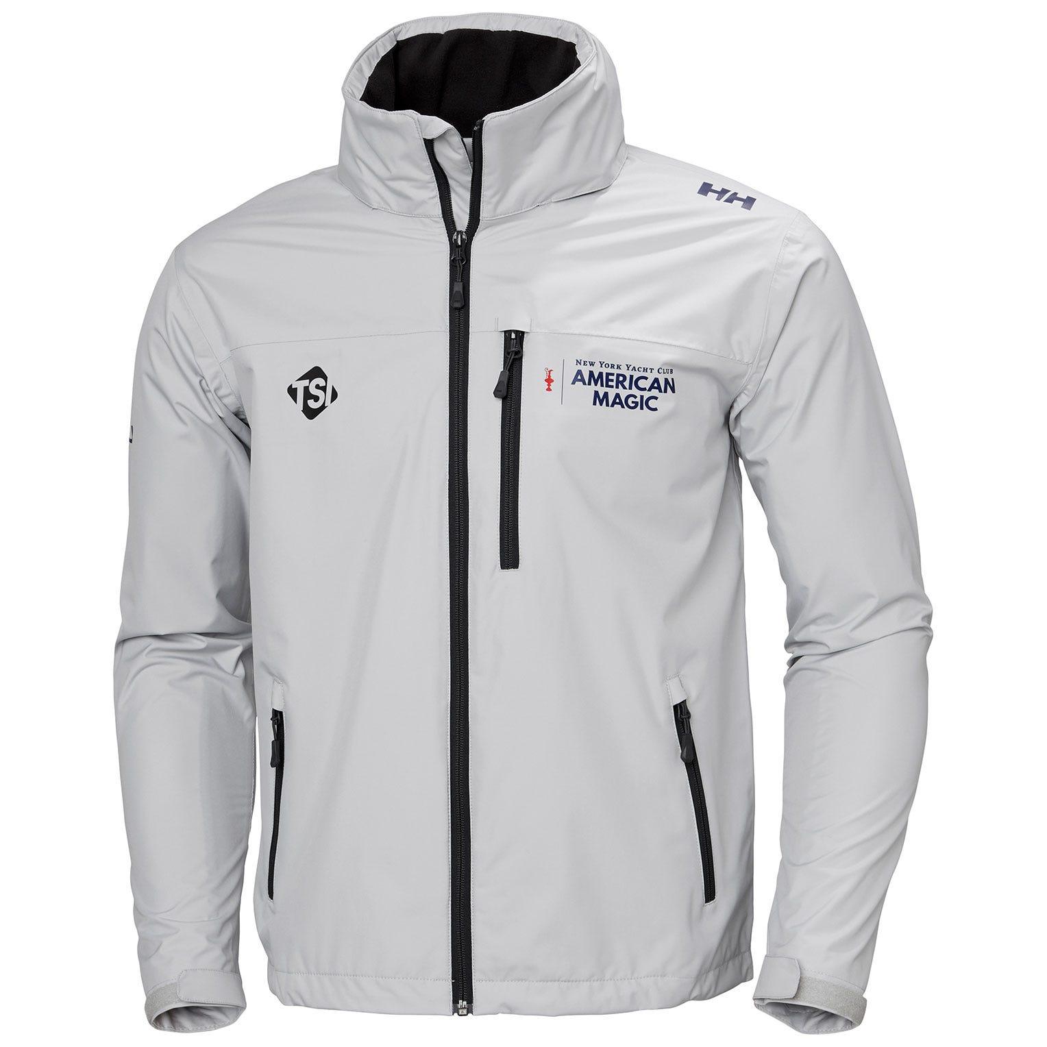 Helly Hansen Herren Crew Softshell Jacket Segeljacke