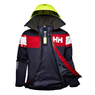 SALT FLAG JACKET