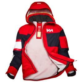 olika design billigt för rabatt exklusiva skor Salt Light Jacket   Iconic HH Flag Stripe Sailing Salt Jacket   HH GB