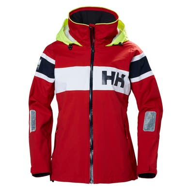 W SALT FLAG JACKET