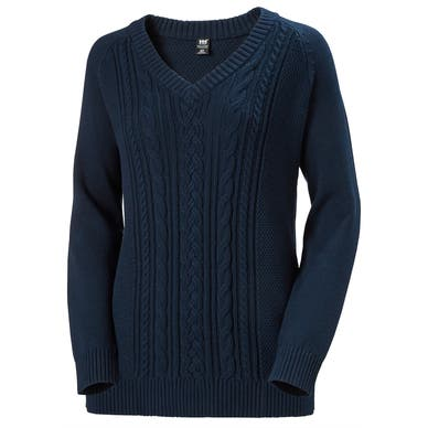 W FJORD CABLE KNIT