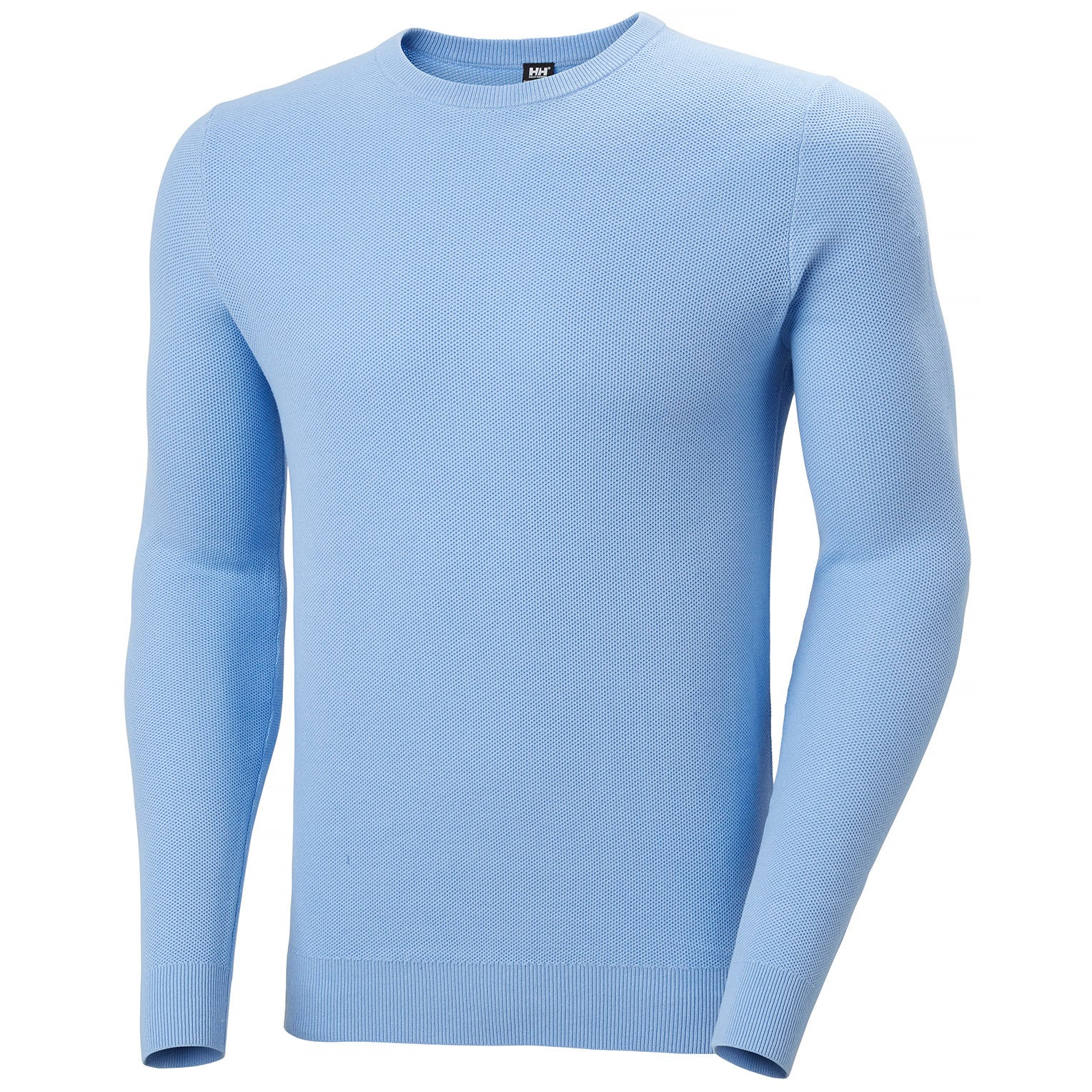 M Hellyhansen Herren Skagen Merino Sweater Sweatshirt Navy
