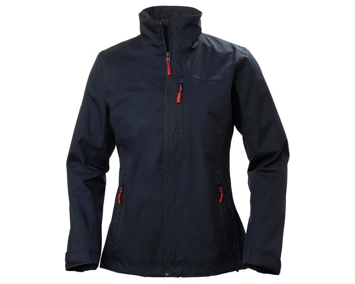 W TEAM CREW MIDLAYER JACKET