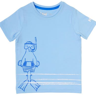 K GRAPHIC QUICK-DRY T-SHIRT