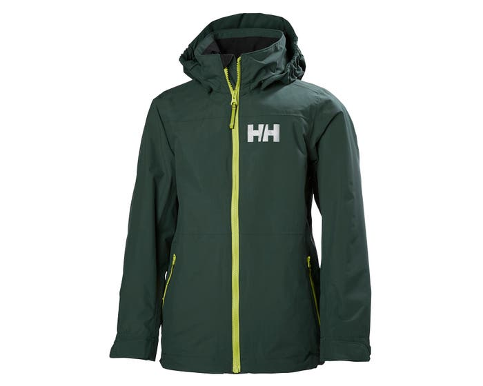 JR RIGGING RAIN JACKET