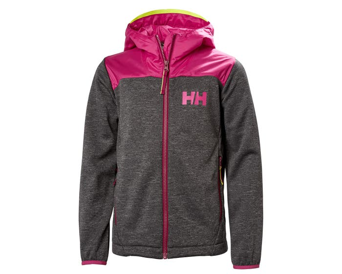 JR HYBRID MIDLAYER