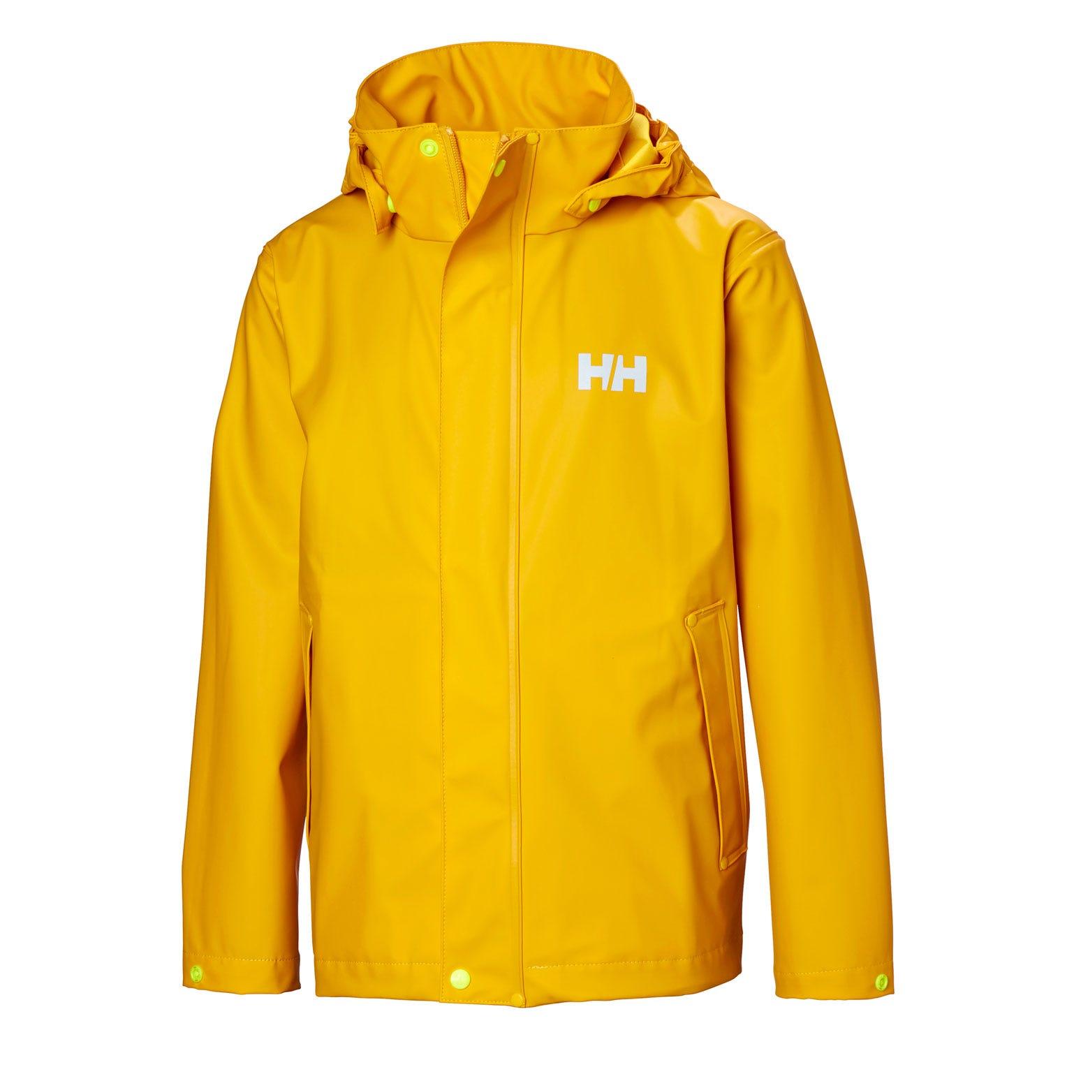 Helly Hansen Childrens Jr Moss Waterproof Rain Shell Pant