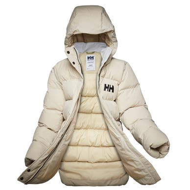 JR LUCA PUFFY PARKA