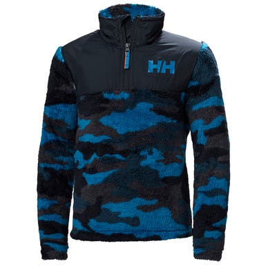 JR CHAMP 1/2 ZIP MIDLAYER