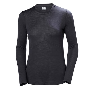 W HH MERINO LIGHT LS