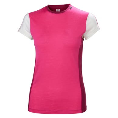 W HH MERINO LIGHT TSHIRT