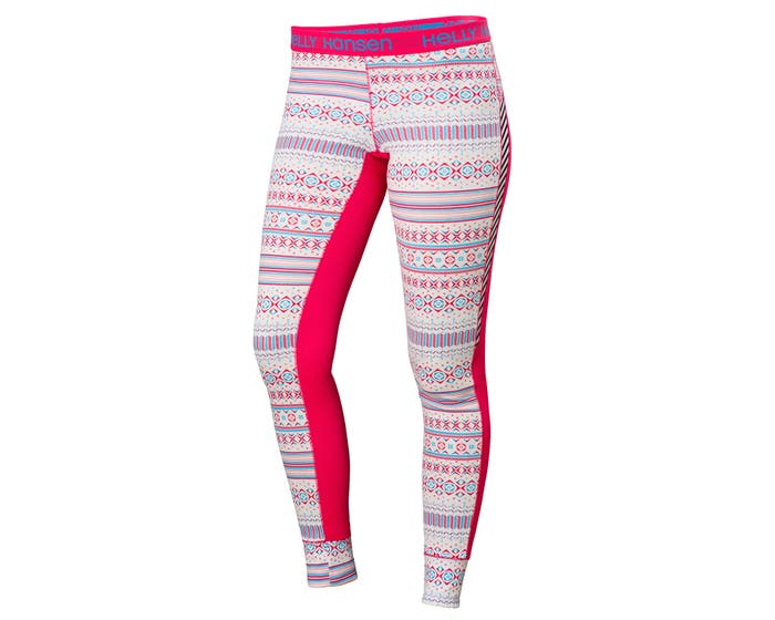 W HH ACTIVE FLOW PANT GRAPHIC
