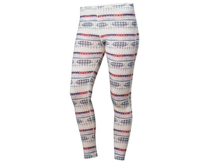 W HH WOOL GRAPHIC PANT