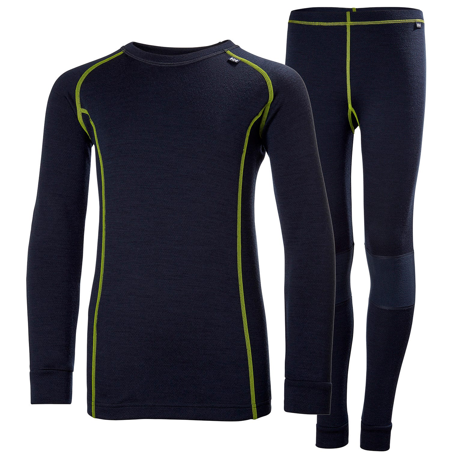 Helly Hansen Childrens Base Layer Jr Hh LIFA Merino Set 2