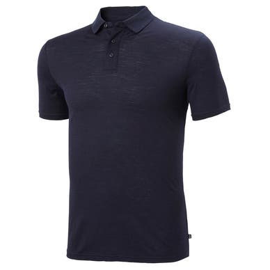 HH MERINO LIGHT SS POLO