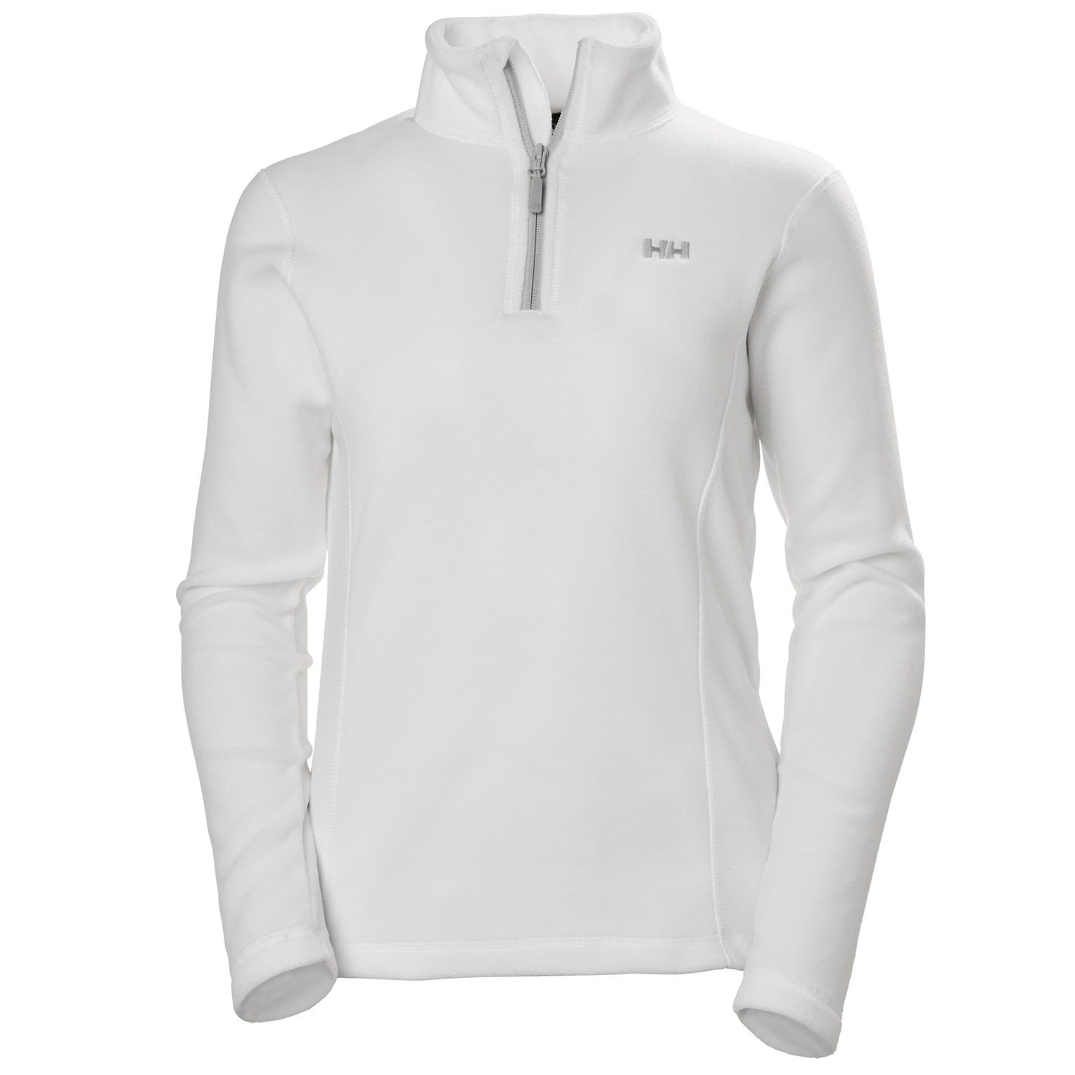 Mujer Helly Hansen Day Breaker 1//2 Zip Fleece Chaqueta con Forro