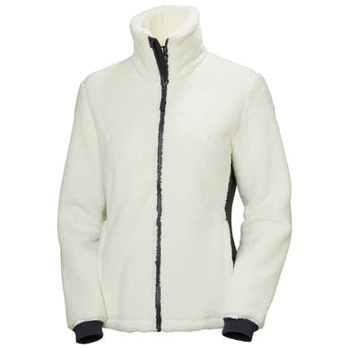 W PRECIOUS FLEECE JACKET
