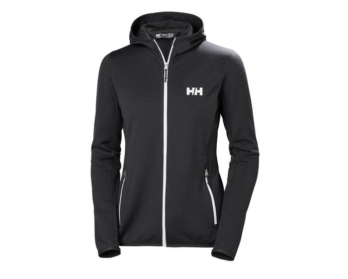 W HH MERINO FLEECE HOODED JACK