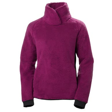 W PRECIOUS PULL OVER FLEECE